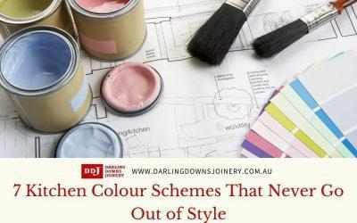 7 Kitchen Colour Schemes That Never Go Out of Style