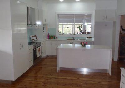 Hampton Style Kitchen Toowoomba 117