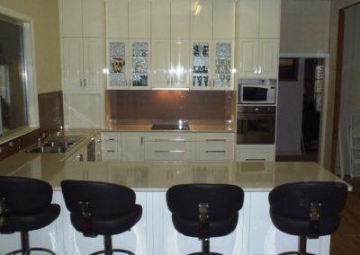 Hampton Style Kitchen Toowoomba 119