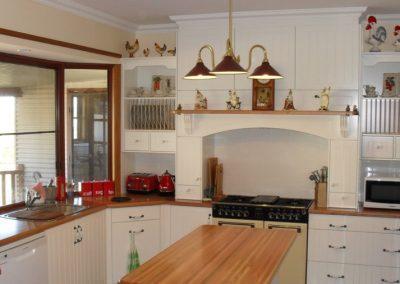 Hampton Style Kitchen Toowoomba 29