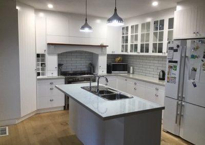 Hampton Style Kitchen Toowoomba 49