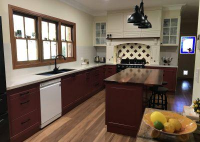 Hampton Style Kitchen Toowoomba 06