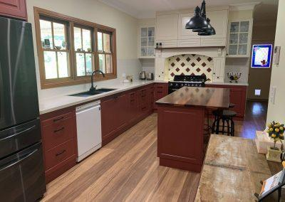 Hampton Style Kitchen Toowoomba 07