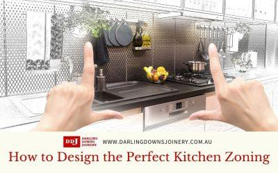 How to Design the Perfect Kitchen Zoning