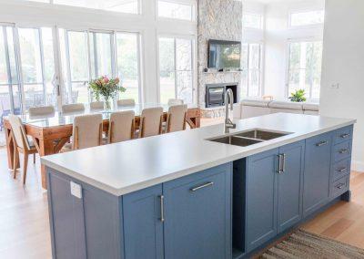 Hampton Style Kitchen Toowoomba 134